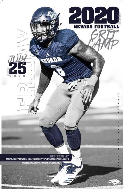 University Of Nevada Football Camps